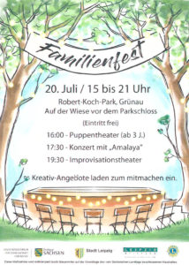 Flyer Familienfest
